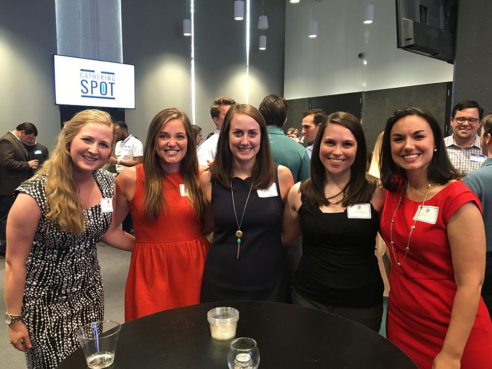 Sandy Springs/Perimeter Chamber Young Professionals Networking Event– June 2, 2016